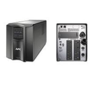 American Power Conversion SMT1500 Uninterruptible Power Supply, 1000W, 1440VA, 120VAC, Tower