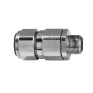"Appleton 32PX2KX1255 Cable Gland, Size: 32, NPT: 1-1/4"", Nickel Plated Brass"