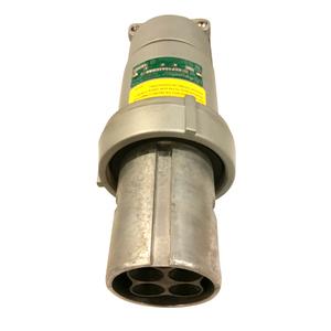 Appleton ACP1044CDRS Pin & Sleeve Clamping Ring Plug, 100A