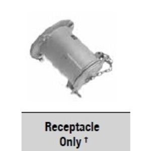 Appleton AR20034 Pin & Sleeve Receptacle, 200A, 3W4P, Style 2