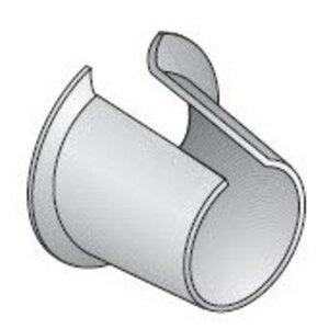 """Appleton AS-3-50 Anti-Short Bushing, Diameter: 1/2"""", Material: Non-Metallic"""