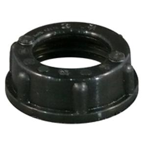 """Appleton BBU-350 Conduit Bushing, Threaded, Insulating, 3-1/2"""", Thermoplastic"""