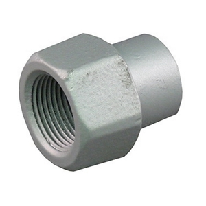 Appleton BR125-75 Bell Reducer, Threaded, 1-1/4-3/4, Malleable Iron