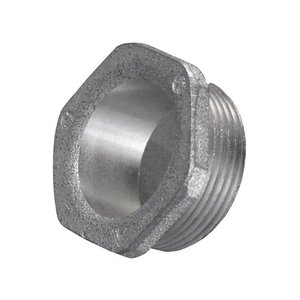 """Appleton CN-500 Chase Nipple, Size: 5"""", Material: Malleable Iron"""