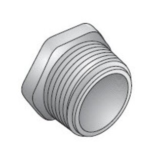 "Appleton CNN-100 Chase Nipple, 1/2"", Zinc Die Cast"