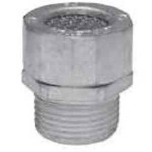 "Appleton CRN50 Non-Hazardous Location Drain, 1/2"", Raintight, Aluminum"
