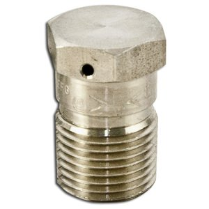 "Appleton ECDB50HP Universal Drain or Breather, 1/2"", Raintight, Stainless Steel"