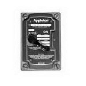 Appleton EDSF22Q Switch Assembly