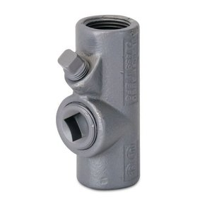 "Appleton EYF-100 Sealing Fitting, Vertical/Horizontal, 1"", Explosionproof, Malleable"