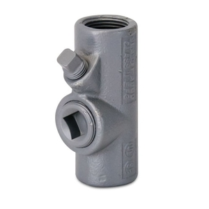"Appleton EYF-50 Sealing Fitting, Vertical/Horizontal, 1/2"", Explosionproof, Malleable"