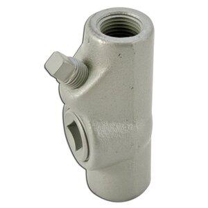 "Appleton EYS11 Sealing Fitting, Vertical/Horizontal, 1/2"", Explosionproof, Malleable"