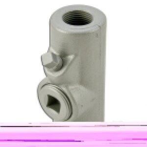 "Appleton EYSEF75 Sealing Fitting, Vertical/Horizontal, 3/4"", Explosionproof, Malleable"