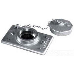 Appleton FSK6-15 Fs Cover W/receptacle & Cap Wp