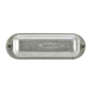 "Appleton K100 Conduit Body Cover, 1"", Form 35, Steel"