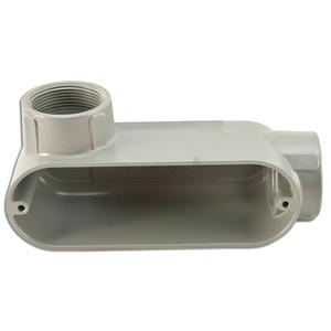 "Appleton LL200A Conduit Body, Type LL, 2"", Form 85, Aluminum"