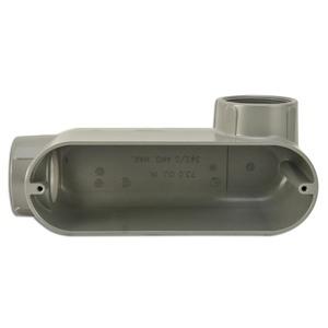 "Appleton LR125A Conduit Body, Type LR, 1-1/4"", Form 85, Aluminum"