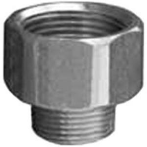 "Appleton ME50-75 Rigid Male Enlarger, Female 3/4 to Male 1/2"", Steel"