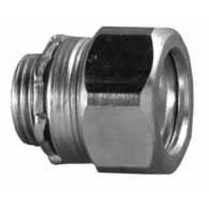 "Appleton NTC-100 Rigid Compression Connector, 1"", Threadless, Steel"
