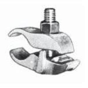 "Appleton PC-150PAR Conduit Clamp, 1-1/2"", Parallel, Malleable Iron"