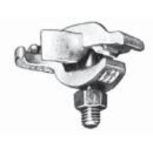 "Appleton PC-50ET Conduit Clamps, 1/2"", Edge Type, Malleable Iron"
