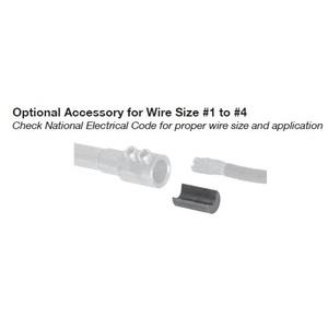 Appleton PTK200WA-4 Wire Adapter Kit, 200A, 4-Pole