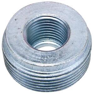 "Appleton RB200-100A Reducing Bushing, Threaded, 2"" x 1"", Aluminum"
