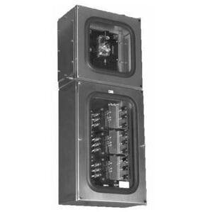 Appleton RQSE131M24100-316L-24201-DVNPW Panel Board, Class I, Div. 2, 120/208VAC, 100A, MLO, 42 Space