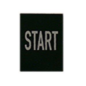 Appleton SNP-ST-Q Start Nameplate Only