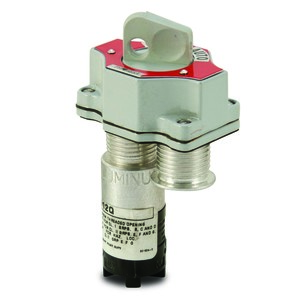 Appleton SSBA12Q 2 Pos 2 Ckt Selector Switch