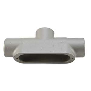 "Appleton TB100A Conduit Body, Type: TB, 1"", Form 85, Aluminum"