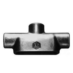 "Appleton TB39 Conduit Body, Type: TB, Mark 9, Size: 1"", Aluminum"