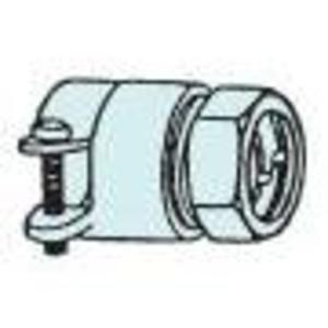 Appleton TWCC-100 EMT Combination Coupling, EMT to Flex, 1 inch, Malleable