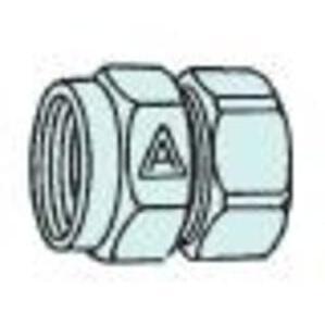 Appleton TWR-50 Combination Coupling, EMT to Rigid, 1/2 inch, Steel