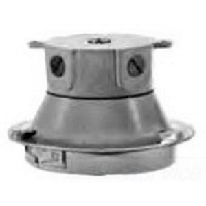 Appleton VPX50 Mounting Hood 1/2 Ceiling Box