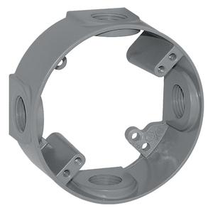 Appleton WERX75 Rnd Ext Ring 4 3/4 In Hubs