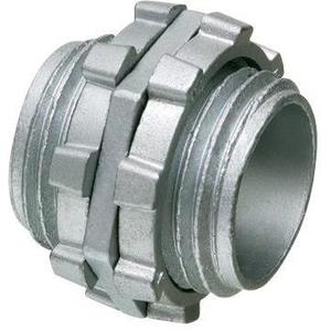 "Arlington 260 Locknut Spacer, Box-to-Box, 1/2"", Zinc Die Cast"