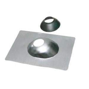 "Arlington 625 Roof Flashing, 2"", Neoprene Seal, Steel"