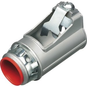 "Arlington 7510AST MC/AC/Flex Connector, Size: 3/4"", Insulated, Zinc Die Cast"