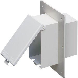 Arlington DBVME1C Fixed Flanged In-box