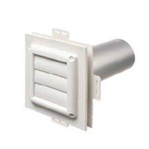"Arlington DV1 Dryer Vent Mounting Block Kit, 8"" x 8"""