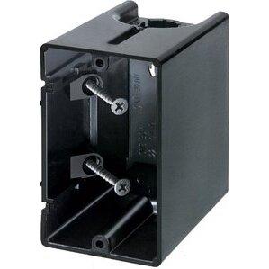 Arlington F101 ARL F101 NM 1 GANG OUTLET BOX-NEW O