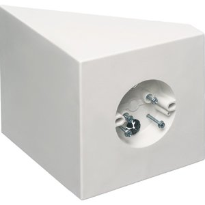 Arlington FB450 Fan/Fixture Box, 45° Sloped Ceiling, Non-Metallic
