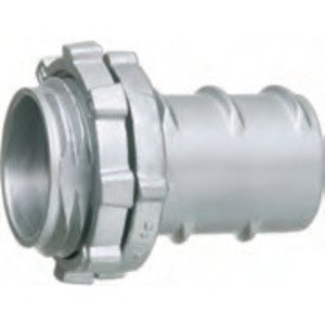 "Arlington GF50 Screw-In Connector, 1/2"", Zinc Die Cast"