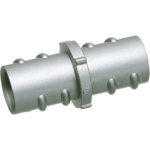 "Arlington GFC125 Screw-In Coupling, 1-1/4"", Zinc Die Cast"
