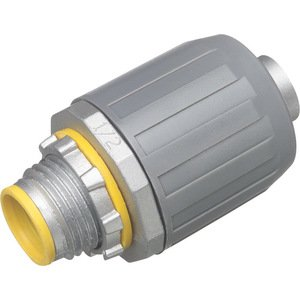 "Arlington LT10A 1"" Liquid Tight Connector"