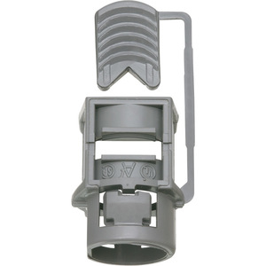 "Arlington NM844 Push-In Connector, 1-1/4"", Plastic"