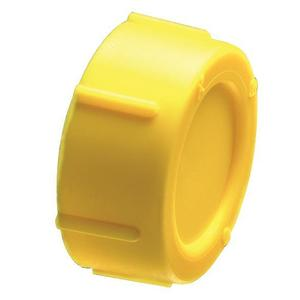 "Arlington RGD100C Capped Bushing, Insulating, 1"", Threadless, Non-Metallic"