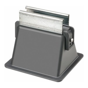 """Arlington RTSE405 Rooftop Support With Channel, Open Base, (W) 5"""" x (H) 5-5/8"""""""