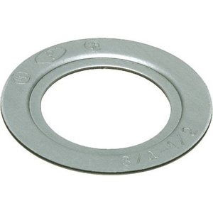 "Arlington RW2 Reducing Washer, 1"" x 1/2"", Steel"