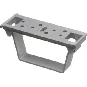 Arlington T23F Flat Surface Support Bracket for CableWay Raceway